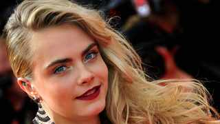 """Cara Delevingne """"never thought"""" she would need to """"come out"""" as pansexual. Photo: Xinhua/Chen Xiaowei/IANS"""