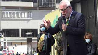 Carl Niehaus ANC membership temporarily suspended. Picture: Timothy Bernard/African News Agency(ANA)