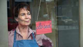 Celia Imrie as Mimi in the romantic drama, 'Love Sarah'. Picture: Supplied