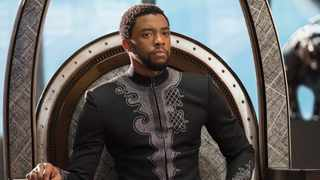 Chadwick Boseman as T'Challa in 'Black Panther'. Picture: Marvel Studios