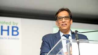 Chairman of Sekunjalo Investments Holdings and executive chairman of Independent News Media Dr Iqbal Survé. Picture: Nokuthula Mbatha/ African News Agency (ANA)