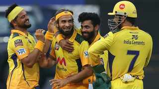 Chennai Super Kings played some good cricket as they ended Royal Challengers Bangalore's unbeaten start to the Indian Premier League season. Photo: @IPL/Twitter