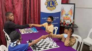 Chess tournament in Lavender Hill. SUPPLIED
