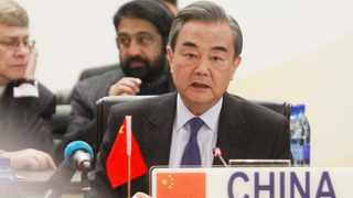 China's Foreign Minister Wang Yi made the announcement on Wednesday to provide Afghanistan with US$31 million in emergency aid. Picture: Jacques Naude/African News Agency (ANA)