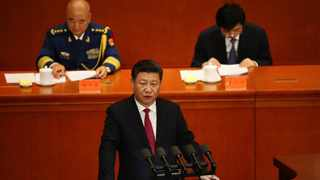 Chinese President Xi Jinping (How Hwee Young/Pool Photo via AP)
