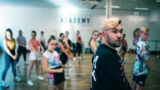 Choreographer Rudi Smit has been consistently making high-quality dance videos that grabs everyone's attention. Picture: Instagram