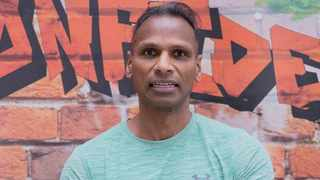 Chris Pillay, a South African bodybuilder died from Covid-19 related complications. Picture: Supplied