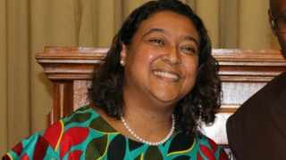 Christina Nomdo from Rapcan is expected to be appointed as the Western Cape Commissioner of Children after her recommendation was approved by Premier Alan Winde. Picture: National Planning Commission