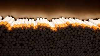 Cigarette maker British American Tobacco (BAT) yesterday raised its annual revenue growth guidance to above 5 percent for 2021 as the company enticed more customers to buy e-cigarettes and heating devices. Photo: Michaela Rehle / Reuters