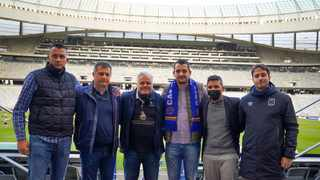 Club Cape Town City FC have announced that they have struck up a partnership with leading Serbian football club FK Partizan. Photo: @CapeTownCityFC via Twitter