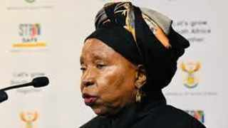 Cogta Minister Nkosazana Dlamini Zuma has warned that people should not carry their alcohol with them when they plan to visit over the Easter weekend.