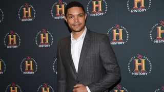 """Comedian Trevor Noah attends A+E Network's """"HISTORYTalks: Leadership and Legacy"""" at Carnegie Hall on Saturday, Feb. 29, 2020, in New York. Picture: Evan Agostini/Invision/AP"""