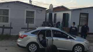 Constable Phindile Vutula, 33, was shot dead at about 4.10pm on Tuesday, along with another man, while sitting at the back of his silver Ford in Olifant Street, Mfuleni.