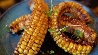 'Corn ribs' are the latest trend to take the food world by storm. Picture from Instagram
