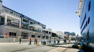 Cruise ships carrying around 2 000 passengers result in spending to the value of R2 million per day. Pic: V&A Waterfront