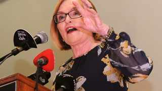 DA federal council chairperson Helen Zille said candidates will now have to submit copies of their qualifications. Picture: Supplied