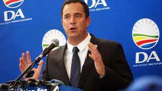 DA leader John Steenhuisen wants his party to wrestle power from the ANC in major municipalities and other towns in the country. Picture Courtney Africa/African News Agency(ANA)