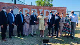 DEPUTY Minister Gina with RBIDZ stakeholders and government officials at the RBIDZ.   Supplied.