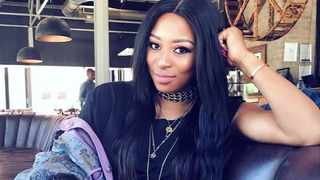 DJ Zinhle doesn't let anything slip, especially when it comes to her private life and romantic relationships. Picture: @djzinhle/Instagram