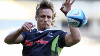 DURBAN, SOUTH AFRICA - FEBRUARY 21, Anton Bresler during The Sharks training session at Kings Park on February 21, 2013 in Durban, South Africa Photo by Steve Haag / Gallo Images