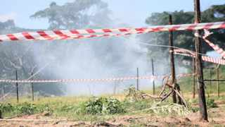 DURBAN residents affected by land invasions want increased police visibility.     Sibonelo Ngcobo African News Agency (ANA)
