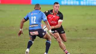 Dan Kriel is confident the Lions can bounce back after two defeats in the Rainbow Cup SA. Picture: Samuel Shivambu/BackpagePix