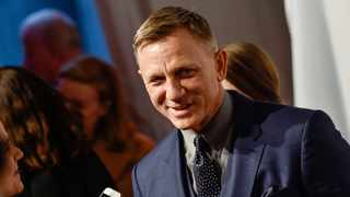 Daniel Craig attends The Opportunity Network's 11th Annual Night of Opportunity Gala at Cipriani Wall Street in New York. Picture: Evan Agostini/Invision/AP, File