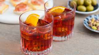 Dating back to the early 1900s, the negroni is composed of only three ingredients: gin, Campari, and sweet vermouth. Picture: Supplied