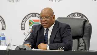 Deputy Chief Justice Raymond Zondo. Picture: Karen Sandison/African News Agency (ANA) Archives