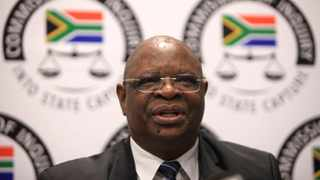 Deputy Chief Justice Raymond Zondo. Picture: Nhlanhla Phillips/African News Agency (ANA) Archives