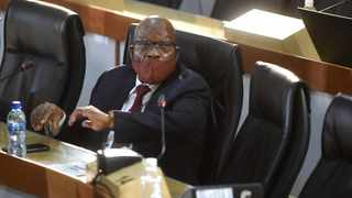 Deputy Chief Justice Raymond Zondo decided to take action against former president Jacob Zuma who left the Zondo Commission without permission November 20. Picture: Itumeleng English/African News Agency(ANA)