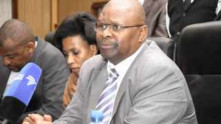 Deputy Minister of Co-operative Governance and Traditional Affairs, Obed Bapela.