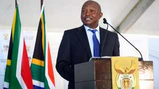 Deputy President David Mabuza Picture: David Ritchie/African News Agency(ANA)