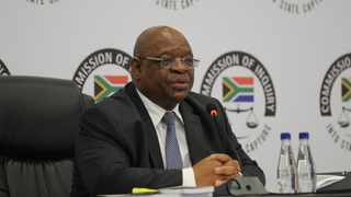 Deputy chief justice Raymond Zondo heads the Commission of Inquiry into State Capture. Picture: Karen Sandison/African News Agency (ANA)