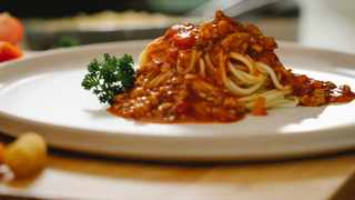 Does sugar go with spaghetti? This is a question that has caused a heated debate among Twitter users. Picture: Pexels (Klaus Nielsen)