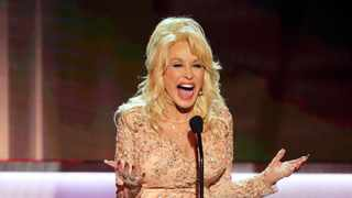 Dolly Parton appears onstage to present an award during the 23rd Screen Actors Guild Awards in Los Angeles, California, U.S., January 29, 2017. Picture: Reuters/Mike Blake
