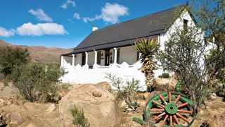 Doornhoek, a welcoming rustic retreat in the heart of the Magaliesberg. Picture: SANParks