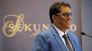 Dr Iqbal Survé, chairman of Sekunjalo Investments Holdings. File photo: Armand Hough/African News Agency (ANA).