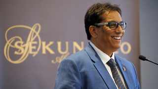 Dr Iqbal Survé, chairman of Sekunjalo Investments Holdings. File photo: Armand Hough/African News Agency (ANA)