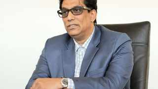 Dr Iqbal Survé has been appointed chairperson of the South African chapter of the Brics Business Council. Picture: Tracey Adams/Independent Media