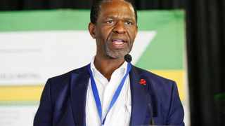 Dr Sbongiseni Dhlomo Picture : Doctor Ngcobo/African News Agency(ANA)