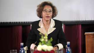 Dr Tshepo Motsepe. Picture: Nhlanhla Phillips/ African News Agency (ANA)