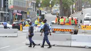 Due to the downscaled State of the Nation Address this year, Cape Town motorists have less road closures to avoid. Picture: Henk Kruger/ANA/African News Agency