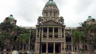 Durban City Hall. Picture: Terry Haywood.