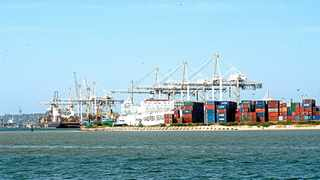Durban harbour File picture: African News Agency (ANA)