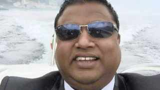 Durban insurance broker Andre Gopaul was found dead in a Durban hotel room this week.