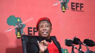 EFF leader Julius Malema needs to curb his inner 'extra-hot' spice with a good dose of facts on who controls the economy, plus an understanding of the history of those who contributed to the struggle, says the writer. Picture: Itumeleng English/African News Agency(ANA)