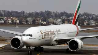EMIRATES will expand operations in and out of South Africa to 28 weekly flights by October 31. AP File Photo/Michael Dwyer