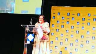 EThekwini Speaker Weziwe Thusi officially opened the #Buy Local, Invest Local Campaign seminar on Thursday. Picture: eThekwini Municipality via Twitter
