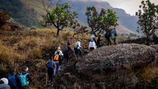 EVERY year since 2011, on Mandela Day the Imbumba Foundation has been taking a team to Tanzania to trek Kilimanjaro. Pictures: Liza van Deventer